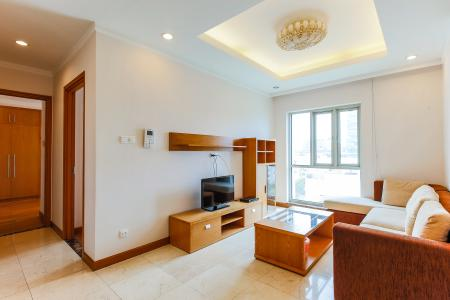 Căn hộ Saigon Pavillon 2 phòng ngủ tầng thấp đầy đủ tiện nghi