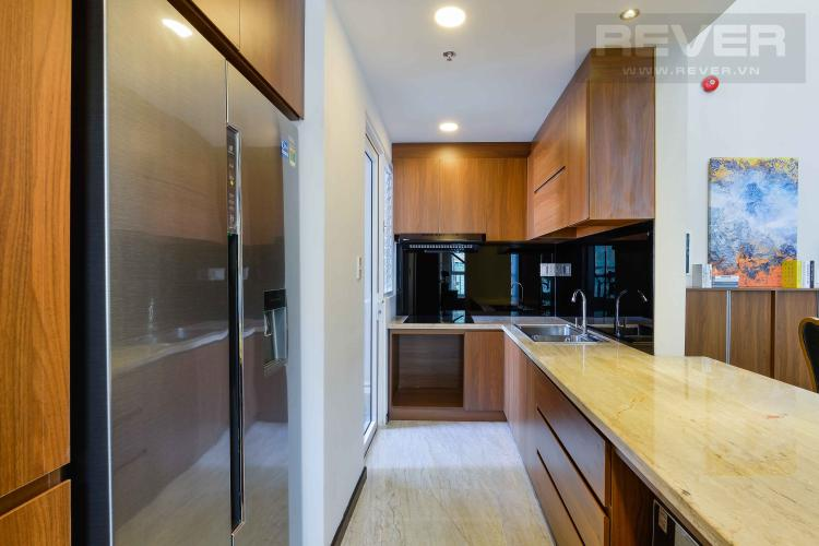 Bếp Bán căn Duplex Vista Verde 2PN, đầy đủ nội thất