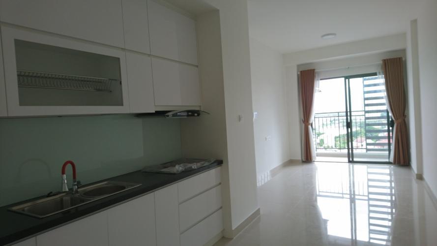 Cho thuê căn hộ view thành phố - The Sun Avenue tầng thấp, diện tích 55.5m2, đầy đủ nội thất.