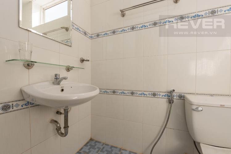 Phòng tắm 1 Căn hộ Chung cư Nguyễn Ngọc Phương 3 phòng ngủ view hướng Tây