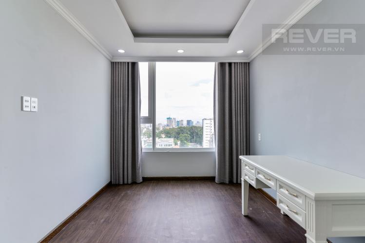 Phòng Ngủ 2 Cho thuê căn hộ tầng cao Léman Luxury Apartments, 2PN, đầy đủ nội thất