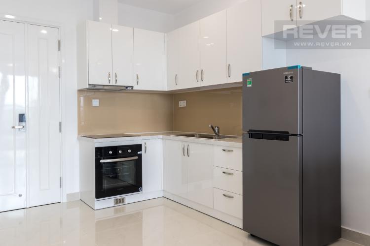 Phòng Bếp Cho thuê căn hộ Saigon Mia 2PN, tầng thấp, đầy đủ nội thất, view khu dân cư