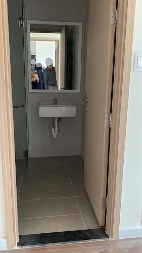 Toilet căn hộ SAFIRA KHANG ĐIỀN Bán căn hộ Safira Khang Điền 1PN+1, tầng 21, DT 43m2