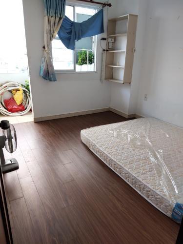 Phòng ngủ chung cư Nguyễn Quyền, Bình Tân Căn hộ chung cư Nguyễn Quyền nội thất cơ bản, view thoáng mát.