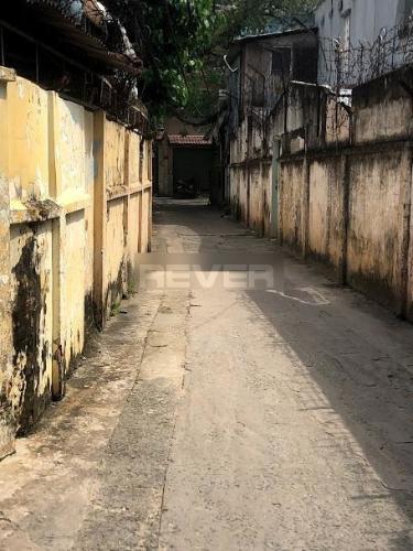 Hẻm nhà phố Tăng Bạt Hổ, Bình Thạnh Nhà phố hẻm Bình Thạnh hướng Tây Nam, nội thất đầy đủ.