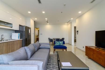 Cho thuê căn hộ Vinhomes Golden River tầng cao 3PN view sông