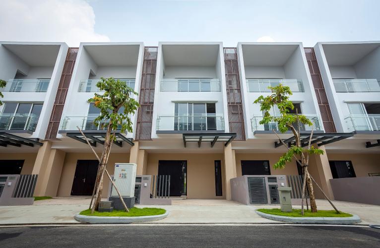 Tổng Quan Nhà phố 3 phòng ngủ Palm City - Nam Rạch Chiếc Quận 2