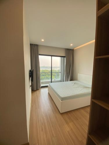 Phòng ngủ căn hộ New City Thủ Thiêm, Quận 2 Căn hộ tầng trung New City Thủ Thiêm nội thất đầy đủ, view sông.