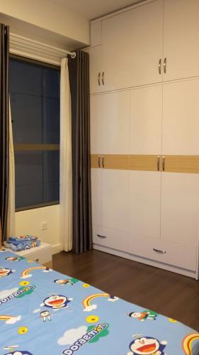 không gian phòng căn hộ The Sun Avenue Cho thuê căn hộ tầng trung view sông, nội thất cơ bản The Sun Avenue