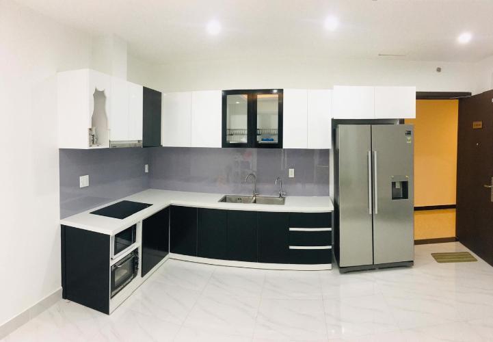 Phòng bếp căn hộ SUNRISE RIVERSIDE Bán căn hộ Sunrise Riverside 2PN, nội thất cơ bản, ban công hướng Đông