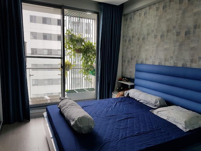 Phòng ngủ căn hộ Green Valley, Quận 7 Căn ộ Green Valley view nội khu yên tĩnh, tầng cao đón gió thoáng mát.
