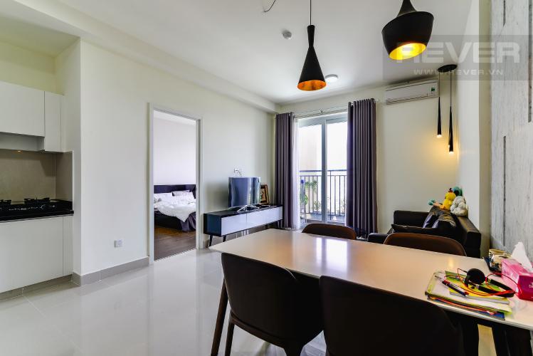 Phòng Khách Căn hộ The Park Residence 2 phòng ngủ tầng cao B2 nội thất đầy đủ
