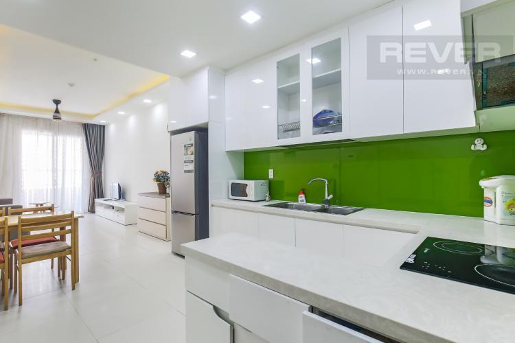 Phòng Bếp Cho thuê căn hộ Lexington Residence 2PN, tầng cao, diện tích 70m2, đầy đủ nội thất