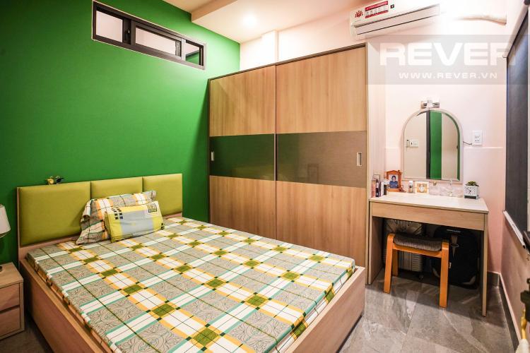 Phòng Ngủ Bán hoặc cho thuê căn hộ Lý Văn Phức Quận 1, diện tích 40m2, đầy đủ nội thất, hướng Đông Nam