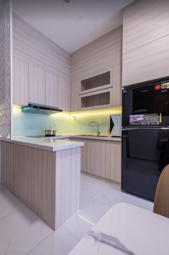 Phòng bếp Safira Khang Điền, Quận 9 Căn hộ đầy đủ nội thất Safira Khang Điền hướng Tây Bắc.