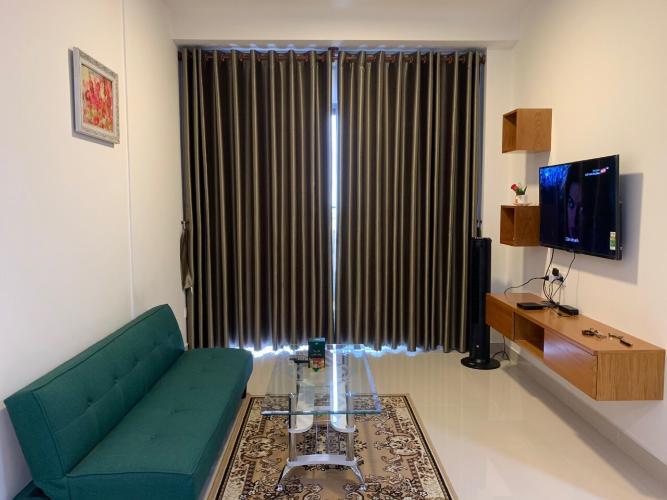 Cho thuê căn hộ The Sun Avenue 1 phòng ngủ, diện tích 55m2, đầy đủ nội thất, có ban công thông thoáng