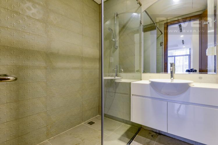 Phòng tắm 1 Căn hộ Vinhomes Central Park 3 phòng ngủ tầng cao L1 view sông