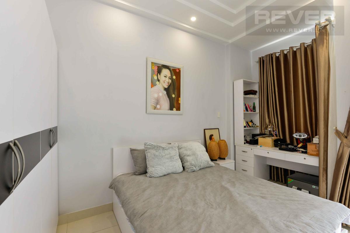 d45c80655796b1c8e887 Bán nhà phố 4 tầng hẻm Nguyễn Thần Hiến Quận 4, diện tích đất 44m2, đầy đủ nội thất