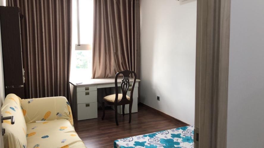 Phòng ngủ Phú Mỹ Hưng Midtown Căn hộ Phú Mỹ Hưng Midtown nội thất hiện đại, cửa hướng Đông Nam.