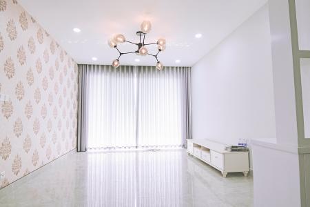 Căn hộ Vista Verde 2 phòng ngủ tầng trung T1 đầy đủ nội thất
