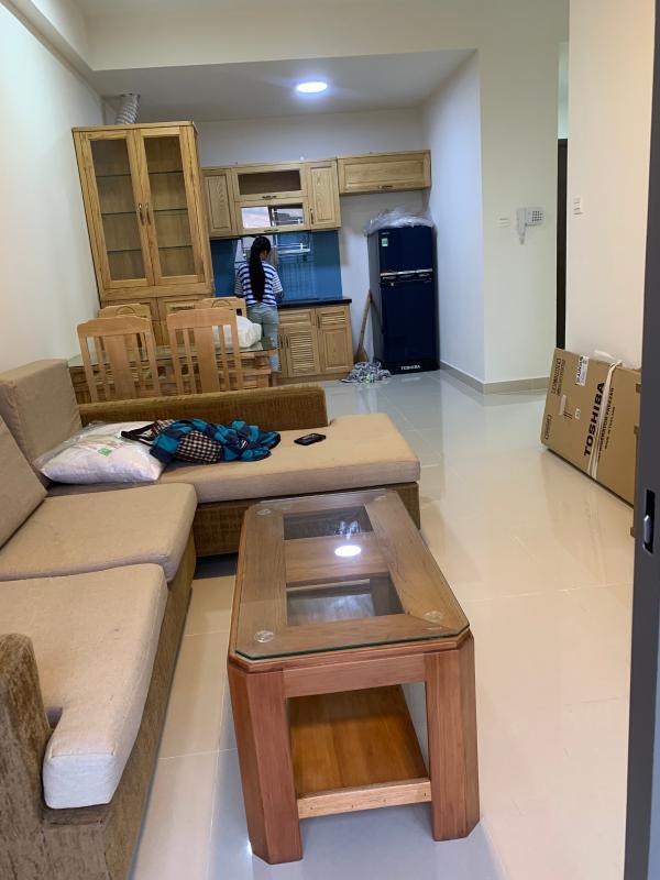 bfda5ac4fc601b3e4271 Bán officetel The Sun Avenue 1 phòng ngủ, block 8, diện tích 51m2, view sông thoáng mát