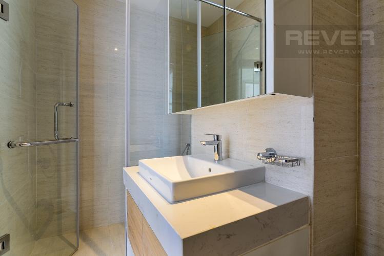Phòng Tắm 3 Cho thuê căn hộ New City Thủ Thiêm tầng trung, tháp Bali, 3PN, đầy đủ nội thất
