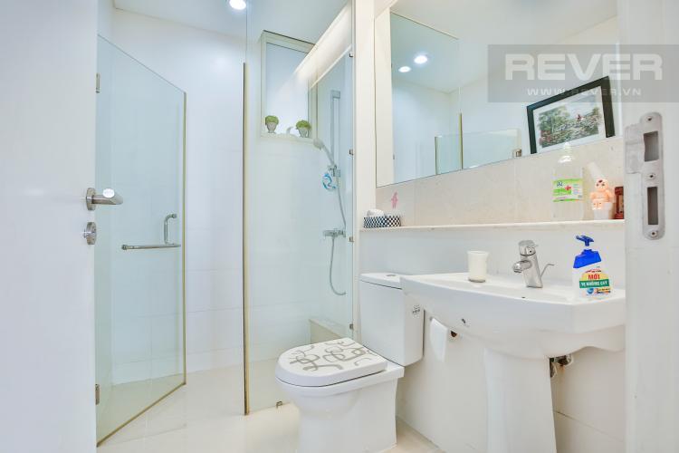 Toilet 1 Căn hộ The Estella Residence 3 phòng ngủ tầng cao 1A view hồ bơi