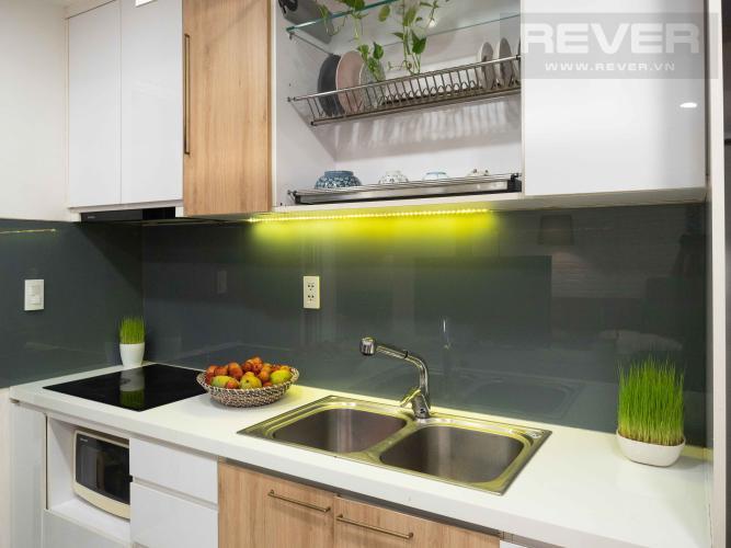 Bếp Bán hoặc cho thuê căn hộ Lexington Residence 1PN, diện tích 48m2, đầy đủ nội thất