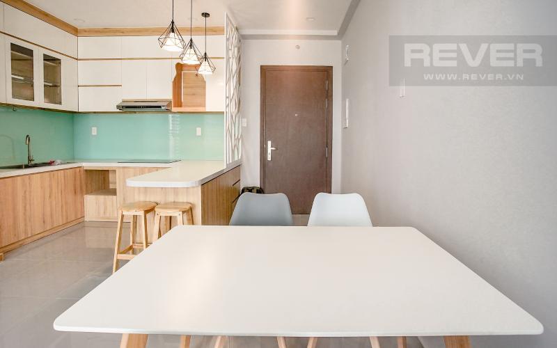 Phòng Ăn Bán hoặc cho thuê căn hộ Sunrise Riverside 3PN, tầng trung, đầy đủ nội thất, view sông Rạch Dĩa