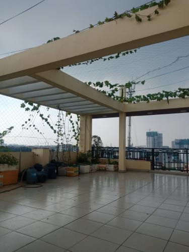 Sân thượng nhà phố Bến Phú Định, Quận 8 Nhà phố có dãy trọ cho thuê, hẻm xe hơi, trung tâm quận 8.