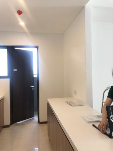 Bếp One Verandah Quận 2 Căn hộ One Verandah tầng trung, nội thất cơ bản.