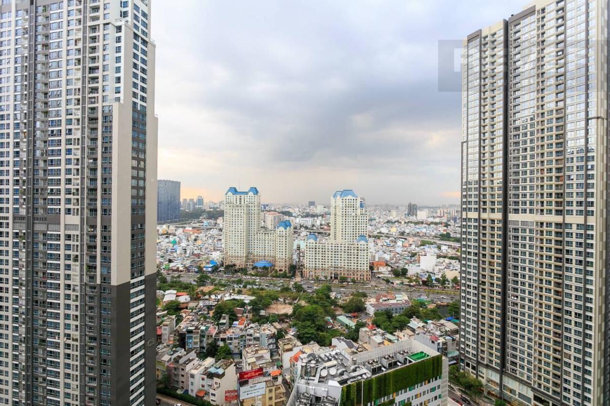 a6c17a80f4dd12834bcc Cho thuê căn hộ Vinhomes Central Park 3PN, tháp Landmark 2, đầy đủ nội thất, hướng Tây Nam