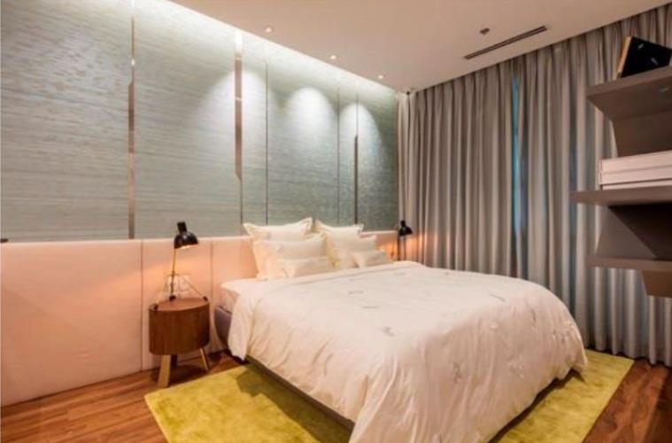 Nhà mẫu dự án căn hộ One Verandah Bán căn hộ 2 phòng ngủ One Verandah tầng cao view thoáng