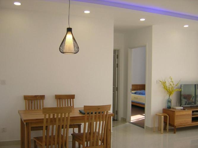 Bán căn hộ Saigon Mia tầng thấp, diện tích 75m2, đầy đủ nội thất