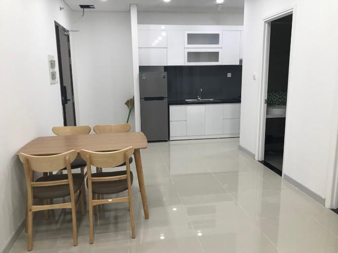 Phòng bếp căn hộ Dragon Hill Bán căn hộ Dragon Hill 2, tầng cao, diện tích 51.5m2 - 1 phòng ngủ, nội thất cơ bản, sổ đỏ chính chủ.