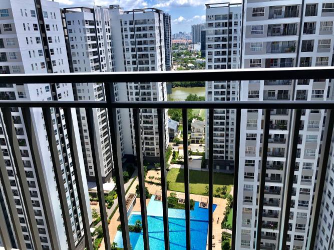 Cho thuê căn hộ Sunrise Riverside thuộc tầng cao, diện tích 98.11m2, 3PN, đầy đủ nội thất