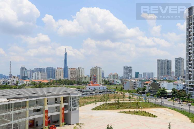View Cho thuê căn hộ Imperia An Phú 3PN, tầng thấp, diện tích 115m2, đầy đủ nội thất, view Landmark 81