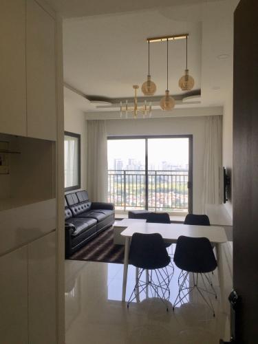 Căn hộ 3 phòng ngủ 90m2 The Sun Avenue - Block 01