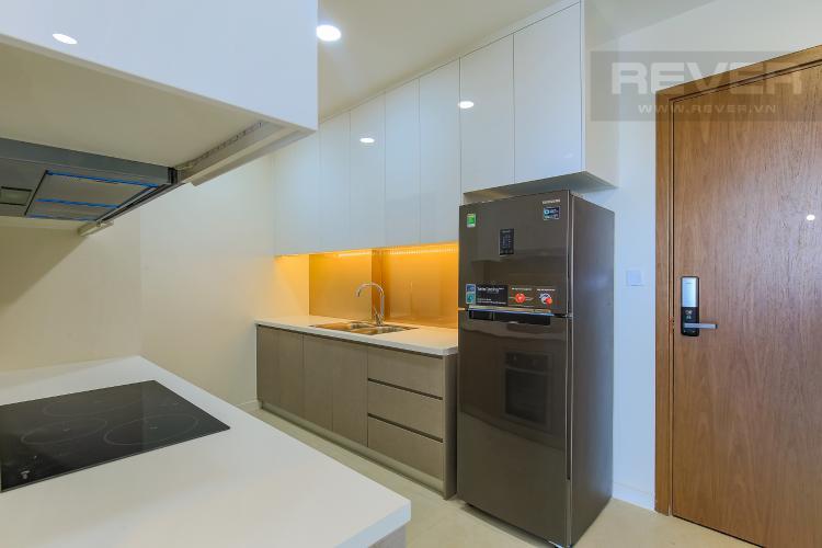 Phòng Bếp Cho thuê căn hộ Masteri Millennium tầng trung 2PN đầy đủ nội thất