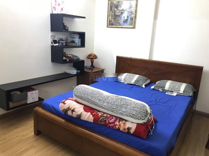 Phòng ngủ Flora Fuji Quận 9 Căn hộ Flora Fuji tầng trung, hướng Tây Bắc, view thành phố.
