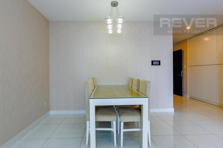 Phòng Ăn Căn hộ Sunrise City 2 phòng ngủ tầng trung W1 view hồ bơi