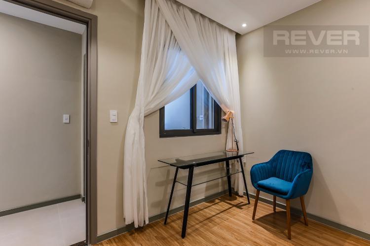 Phòng Ngủ 2 Căn hộ The Gold View, tầng cao, 2 phòng ngủ, hướng nhà Đông Bắc, đầy đủ nội thất