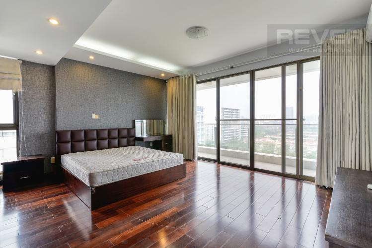 Phòng Ngủ 1 Căn hộ The Panorama 3 phòng ngủ tầng trung view sông
