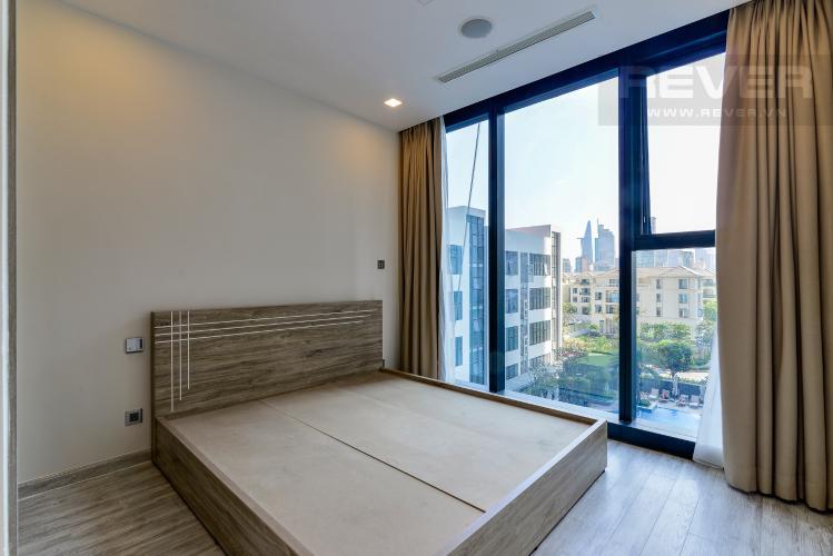 Phòng Ngủ 1 Bán căn hộ Vinhomes Golden River 72m2, 2PN 2WC, view hồ bơi nội khu