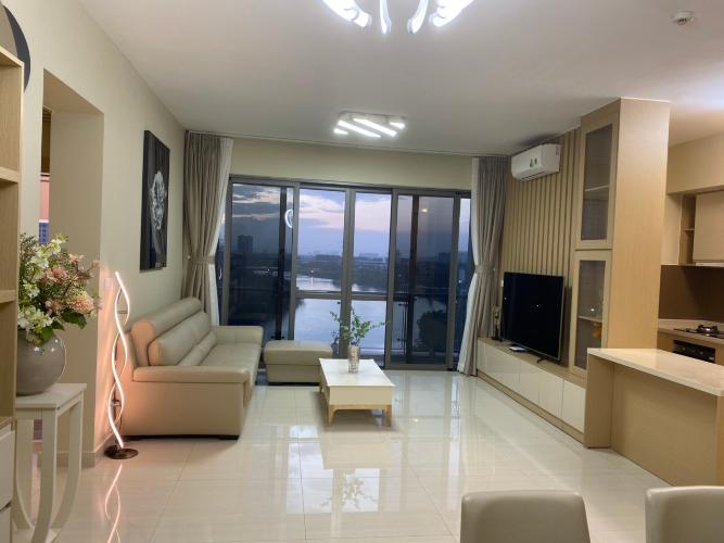 Cho thuê căn hộ Riverpark Premier 3PN, diện tích 122m2, đầy đủ nội thất, view sông thoáng mát