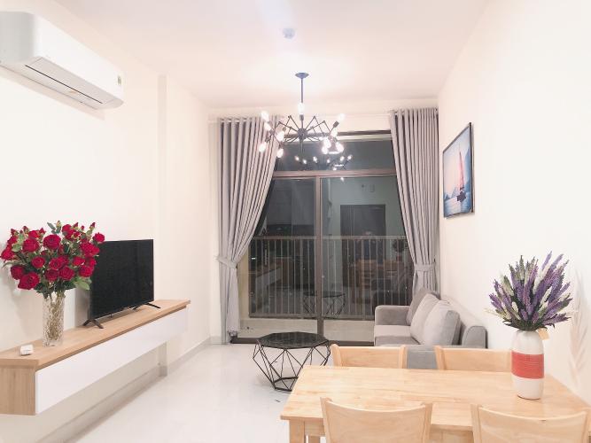 Căn hộ Jamila Khang Điền tầng trung đầy đủ nội thất, view thành phố.