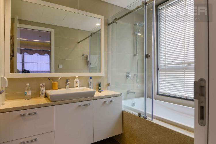 Toilet 1 Cho thuê căn hộ Diamond Island - Đảo Kim Cương, tháp Hawaii, đầy đủ nội thất, view trực diện sông