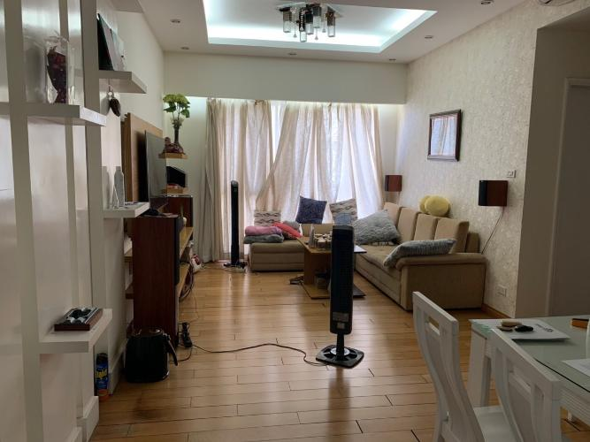 Căn hộ Phú Mỹ - diện tích 89.6m2 đầy đủ nội thất