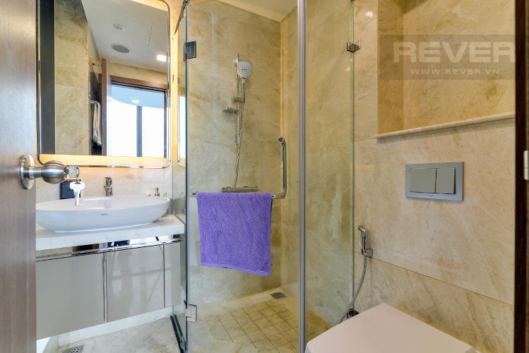 Phòng Tắm 2 Cho thuê căn hộ Vinhomes Central Park tầng cao, 2PN với hệ thống nội thất tiện nghi, sang trọng