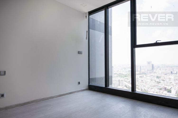 Phòng Ngủ Officetel Vinhomes Golden River 1 phòng ngủ tầng cao Aqua 3 nhà trống
